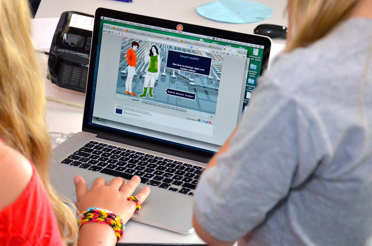 Enseigner avec le numérique : Eduscol